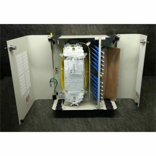 TE (Commscope) FL1-H6777NNQ-2222D Fiber Optic Cable Wall Box Enclosure FL1000