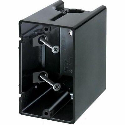 Arlington One-box Single-gang Outlet Box