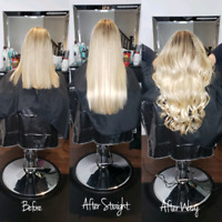 Hair extensions and much more..