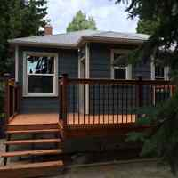 SQUEAKY CLEAN HOUSE - 15 min walk from UofS