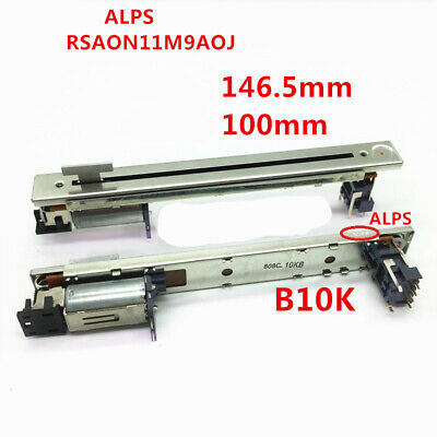 2pcs 100mm Motorized Fader for Yamaha M7CL DM1000 DM2000 01V96 02R96 AW2400 LS9 for sale  Shipping to Canada