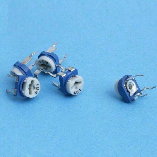 130Pcs 13 values Variable Resistor Assortment Kit potentiometer / RoHS Compliant