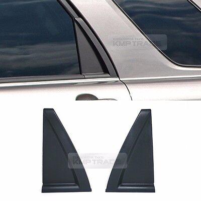 OEM Exterior Drivers Rear Door Outside Delta Molding for KIA 2005-2010 Sportage