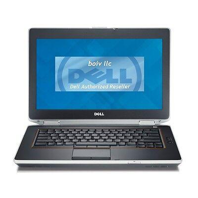 Dell Latitude E6420 Intel i5 2.50GHz 8GB RAM 640GB HDD DVDRW Camera Windows 7Pro