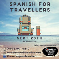 Spanish for Travellers!