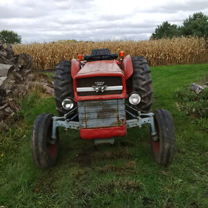 Reduced! Massey 135 Tractor