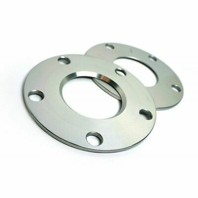 2 Pcs 5X4.75 To 5X120.7 70.3CB 12X1.5 3mm Wheel Spacers For 05-19 Corvette C6 C7