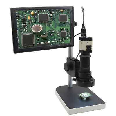 Industrial Digital Microscope For Phone Repairing With Electronic Eyepiece Led