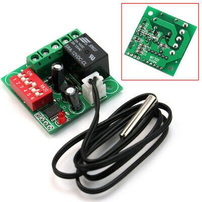 Adjustable Temperature Sensor - Adjustable Thermostat Temperature Switch Cooling Controller Sensor Module