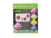 GBOX Retro Arcade Games Computer - 200 built-in games. Boxed as new. Christmas gift.