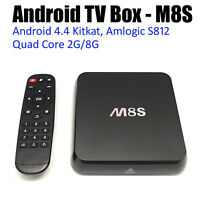 BEST ANDROID TV BOX★M8S 2GB★FULLY LOADED★AMAZING DEALS IN STORE★