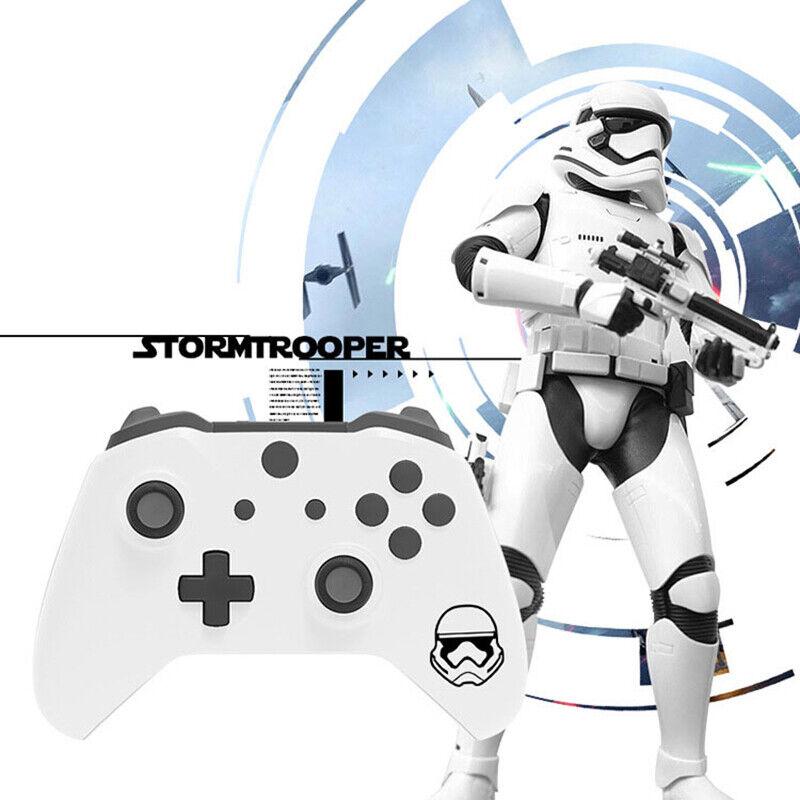 Star Wars Theme Matt Xbox One S Controller Shell Mod Kit DIY