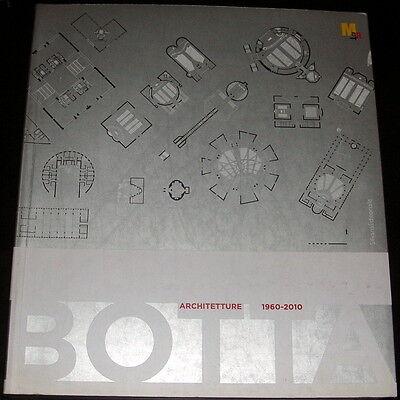 Mario Botta Architetture 1960-2010 Silvana editore 2010