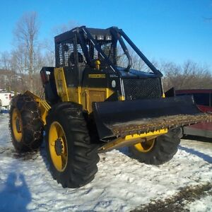 Skidder for Hire Kawartha Lakes Peterborough Area image 1