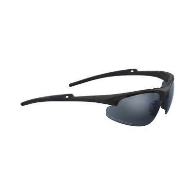 TACT. BRILLE SWISS EYE APACHE SCHWARZ Sonnenbrille Radbrille Schutzbrille Biker