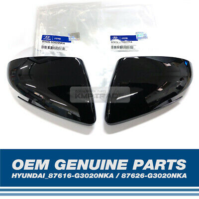OEM Genuine Parts Side Mirror Cover LH RH 1Set For HYUNDAI 2017-2019 Elantra GT