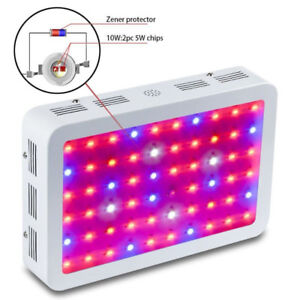 (Brand New, Never Use)Plant Led 600w Double Chips LED Grow Light
