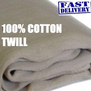3 large dust sheets heavy duty cotton twill durable diy sheet jw