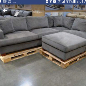 ISO: GREY COSTCO SECTIONAL