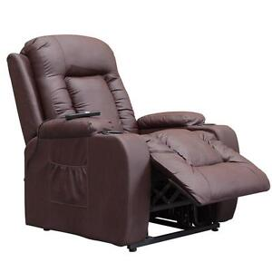 Brown Leather Recliner Chairs  sc 1 st  eBay & Leather Recliner Chair | eBay islam-shia.org