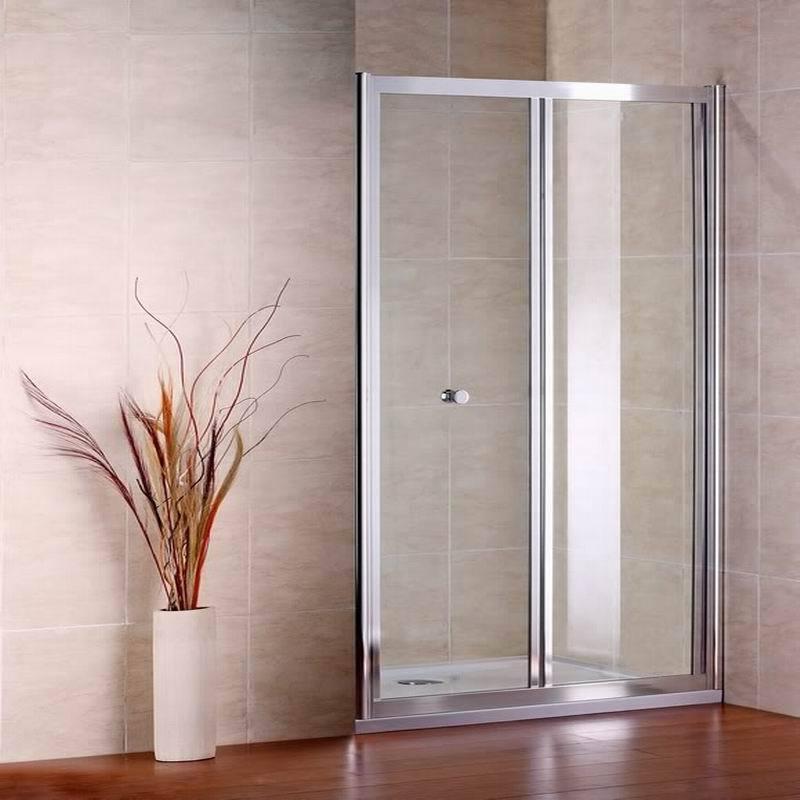 760mm bi fold shower doors