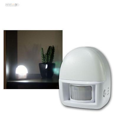 led luz nocturna con sensor movimiento de orientacin noche la batera