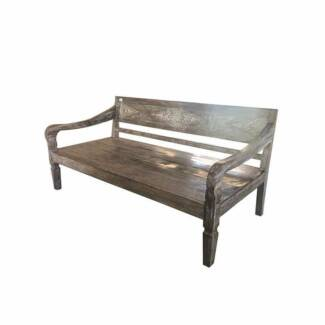 Dark Timber Day Bed *Reduced To Clear* Part 74