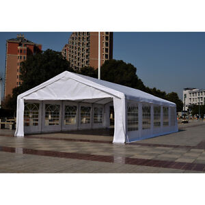 32u0027x 20u0027 Garage Canopy Wedding Party Tent Pavilion Carport ...  sc 1 st  Kijiji & Canopy | Buy or Sell Outdoor Decor in Ontario | Kijiji Classifieds