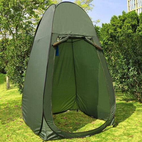 2. Back window will provide better ventilation 3.The design of the tent lanyard pouch you can easily place your clothing in handy. & Portable Shower Privacy Shelter Room Changing Pop Up Toilet Tent ...