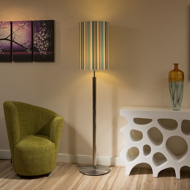 A Large Floor Lamp Overwhelms A Small Room As Well As One With A  Considerable Amount Of Furniture, While A Small Table Lamp Gets Lost In A  Sprawling Room ...