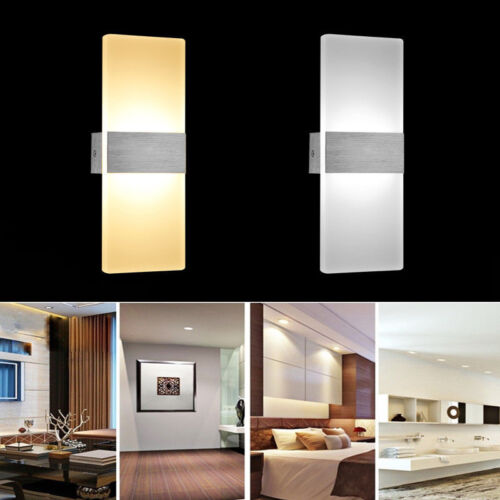 LED Wandleuchte Wandlampe Strahler Flutlicht Fluter Schlafzimmer Effektlampe