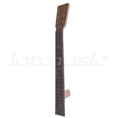 luthier acoustic guitar neck mahogany neck for martin parts replacement ebay. Black Bedroom Furniture Sets. Home Design Ideas