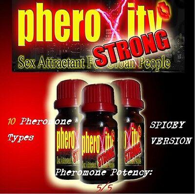💋 ★ 10-fach SEXLOCKSTOFF 💋 ✔ TOP BESTSELLER STRONG SPICEY Pheromone 💋