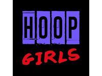 Hoop Girls womens basketball club! No drills, just games!