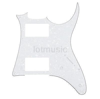Guitarra Eléctrica Golpeador Para Ibanez GRX20Z Partes Recambio Blanco Pearl 3
