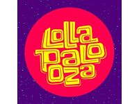 2 x Lollapalooza Paris 2018 (2-Day Ticket)