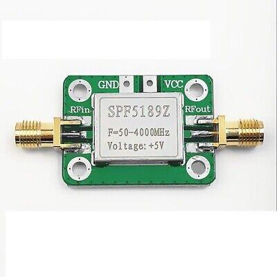 LNA 50 - 4000MHz Low Noise Amplifier Module UK Seller
