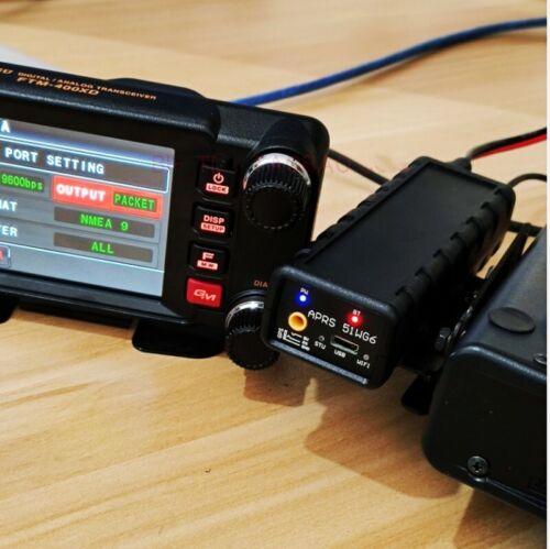 APRS 51WG6 WIFI Bluetooth GPS USB TRACK IGATE For YAESU FT2DR FT3DR FTM-400XDR
