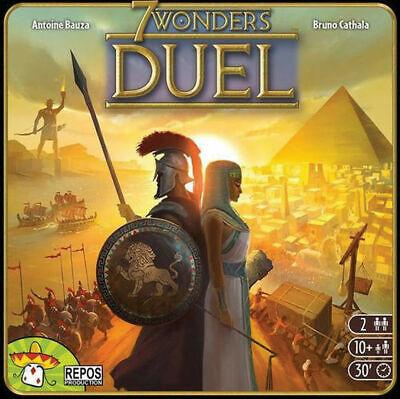 Board Game - 7 Wonders : Duel