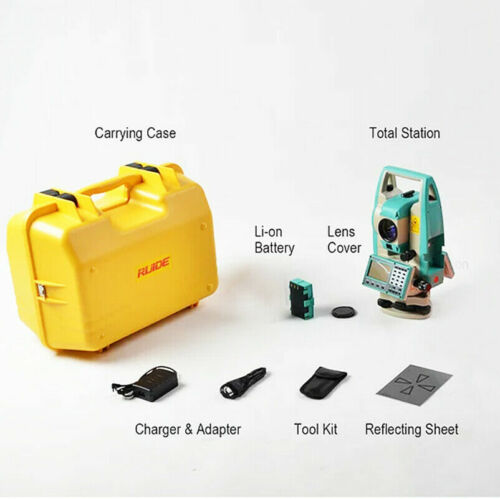 NEW RUIDE  Reflectorless Total Station RCS  TOTALSTATION