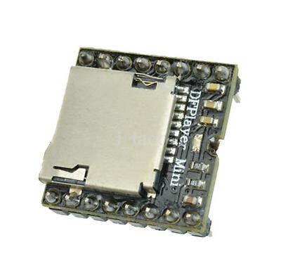 1pc TF Card U Disk MP3 Player Audio Voice Module Arduino DFPlayer Mini Board CA