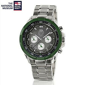 ROYAL MARINES NAVY COMMANDO BOOTNECK WRIST WATCH Free UK Delivery!