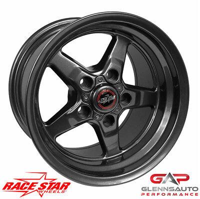 Race Star 17x10.5 (92-705253G) 2010+ 5th/6th Gen Camaros-92 Bracket Racer Gray for sale  Kearney