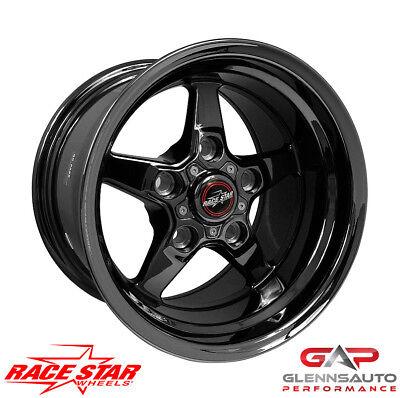 Race Star 15x10 (92-510254DSD) 93-02 Camaro/04-06 GTO-92 Dark Star Black Chrome for sale  Kearney