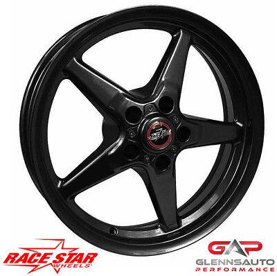 Race Star 15x3.75 (92-537240B) 93-02 Camaro/04-06 GTO - 92 Bracket Racer (Black) for sale  Kearney