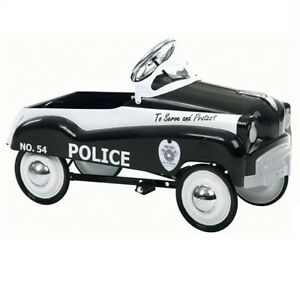 Instep Pacific Cycles Instep Pedal Car-Police Car 14-PC200 Babies Toy NEW