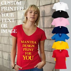 Custom-Printed-T-Shirts-for-YOU-Personalised-Lady-Fit-V-neck