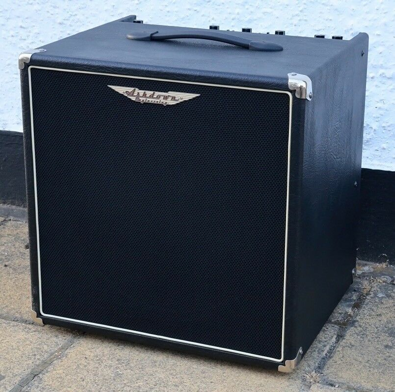 ashdown 5 fifteen 100watt bass guitar amp combo amplifier for sale in alloa clackmannanshire. Black Bedroom Furniture Sets. Home Design Ideas
