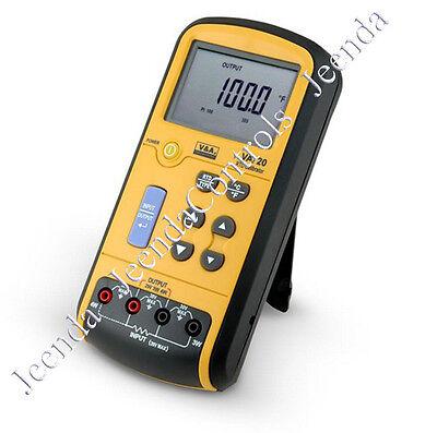 New Digital Multi-type Rtd Process Calibrator Va720 Pt10 50 100 200 500 1000