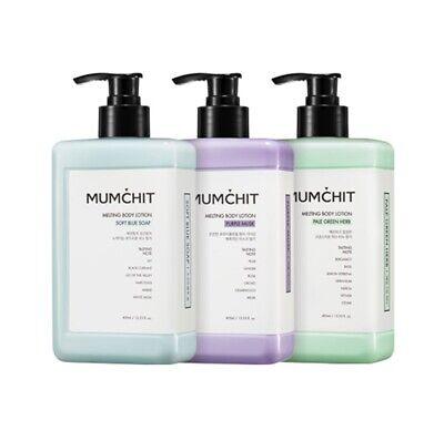 Mumchit Melting body lotion 400ml/13.52oz K-Beauty the best scent body (Best Fragrance Body Lotion)